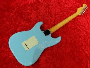 FenderフェンダーJapanExclusiveSeriesClassic60sStratRosewoodFingerboard,SonicBlue【ジャパン・エクスクルーシブ】【ストラトキャスター】【送料無料】