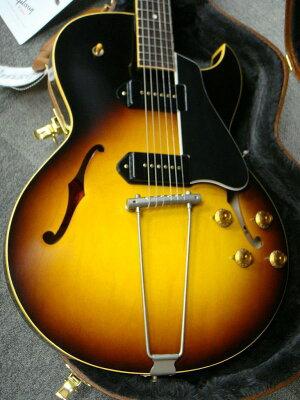 Gibson Memphis 1959 ES-225TD (# A 06695) Vintage Burst【アウトレット特価】【ギブソン】【メンフィス】【フルアコ】【送料無料】