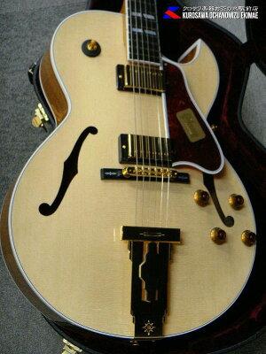 Gibson Custom Shop L-4 CES (# 11644001) Natural【アウトレット特価】【ギブソン】【カスタムショップ】【フルアコ】【送料無料】