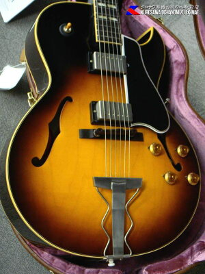 GibsonMemphis 1959 ES-175D VOS (#A07083) Vintage Burst【Memphis】【セミアコ・フルアコ】【ギブソン】【送料無料】