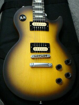 エレキギター エレクトリックギターGibson【ギブソン】LPJ -2014 model- (#140061421) Vintage Sunburst Perimeter Satin【アウトレット】【レスポール】【2014年製】【ケース付き】【送料無料】