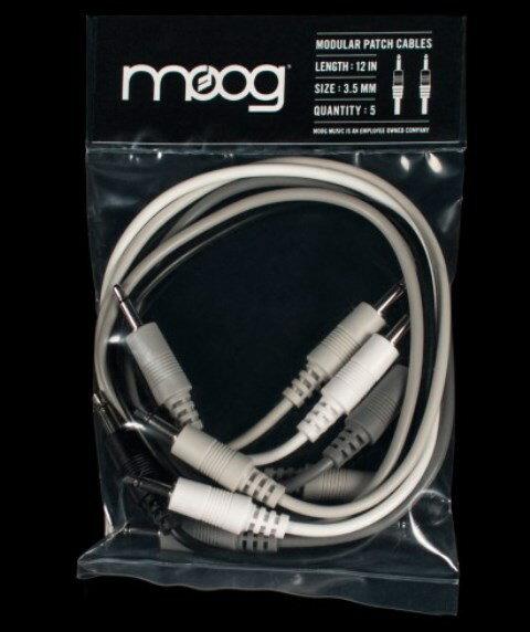 ピアノ・キーボード, キーボード・シンセサイザー moog (MOOG)Mother-32 Patch CablesMG MOTHER 32 CABLE SET 5 12IN