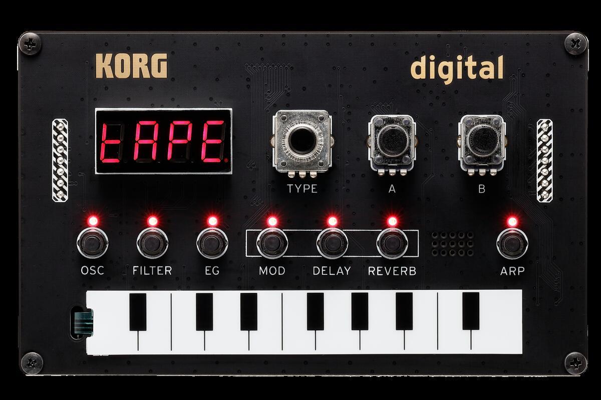 ピアノ・キーボード, キーボード・シンセサイザー KORG Nu:Tekt NTS-1 digital KIT