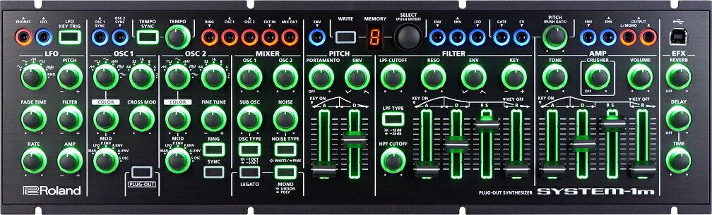 ピアノ・キーボード, キーボード・シンセサイザー Roland AIRA seriesSYSTEM-1m PLUG-OUT Synthesizer