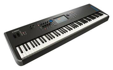 YAMAHA (ヤマハ)MODX8 【88鍵GHS鍵盤(ピアノタッチ)/軽量モデル】【送料無料】