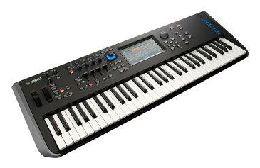 YAMAHA (ヤマハ)MODX6 【61鍵セミウェイテッド鍵盤/軽量モデル】【初回入荷分完売/予約受付中】【送料無料】