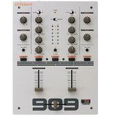 Roland DJ-99【909 Celebration Special Paint 2ch DJミキサー】【全世界3000台の数量限定商品】【12月17日発売/予約受付中】【送料無料】