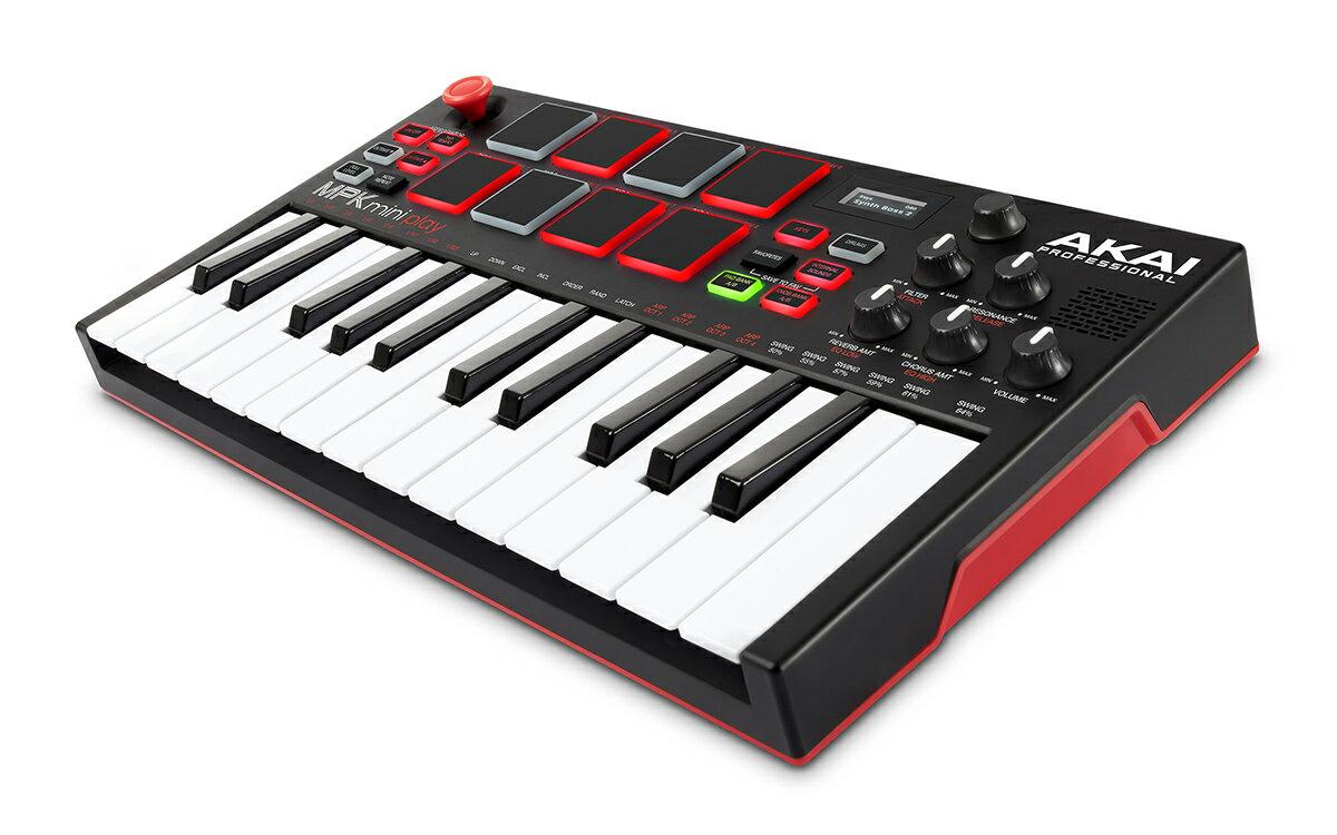 DAW・DTM・レコーダー, MIDIキーボード AKAI ( ) MPK Mini Play