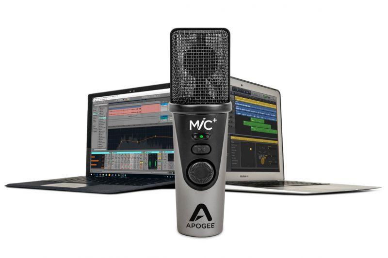 DAW・DTM・レコーダー, オーディオインターフェイス ApogeeMiC Plus USB MicrophoneUSB