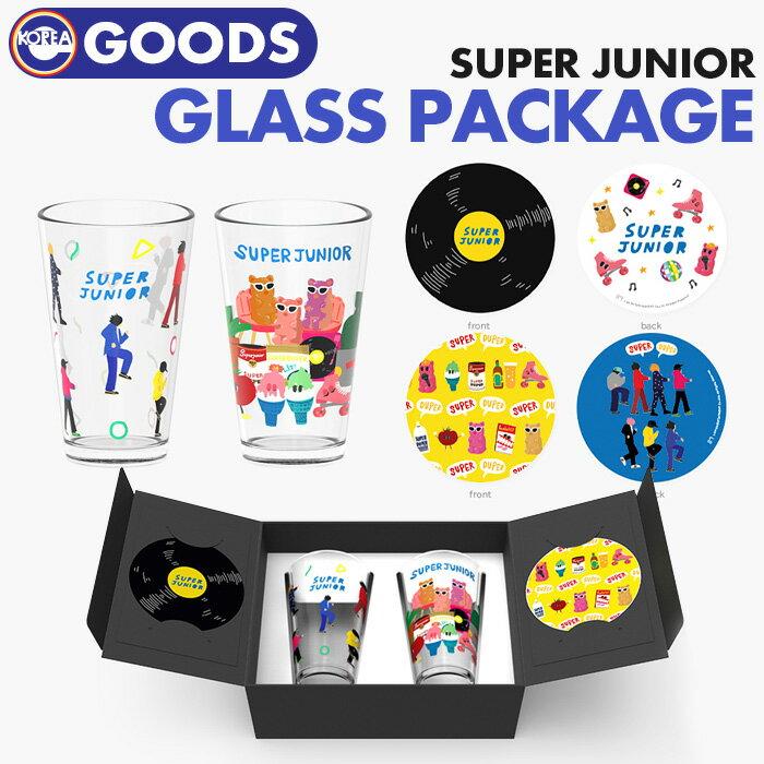コレクション, その他 2000 Super Junior GLASS PACKAGE SJ