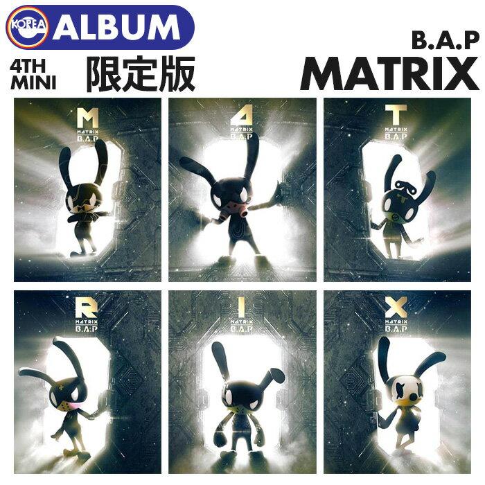 韓国(K-POP)・アジア, 韓国(K-POP)  B.A.P 4th MATRIX B.A.P 4th MATRIX