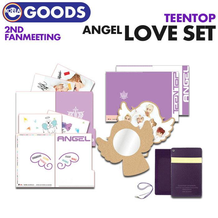 韓国(K-POP)・アジア, 韓国(K-POP) ANGEL LOVE SET 2013 TEEN TOP 2nd FANMEETING