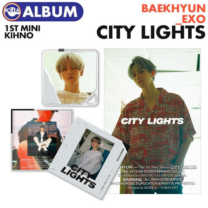 韓国(K-POP)・アジア, 韓国(K-POP)  KIHNO ver () EXO BAEKHYUN 1 City Lights
