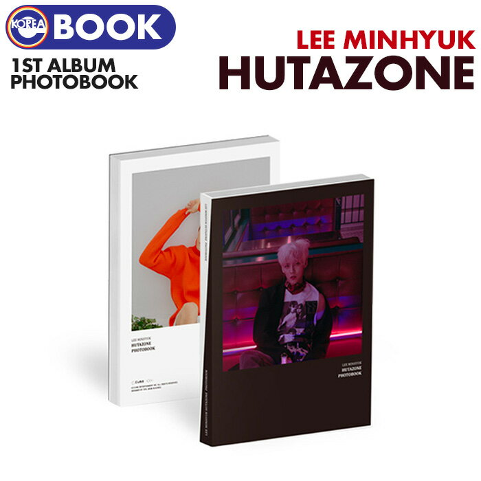 韓国(K-POP)・アジア, 韓国(K-POP)  PHOTOBOOK BTOB HUTAZONE LEE MINHYUK