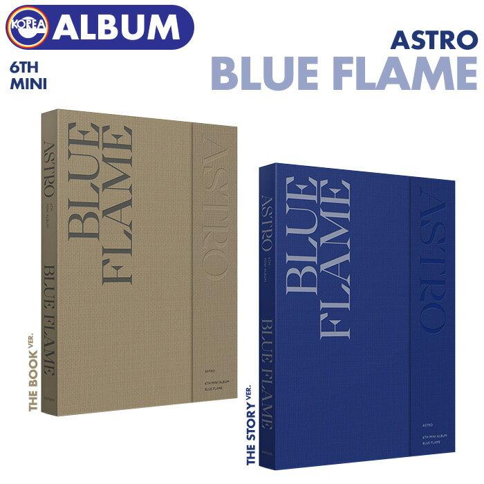 韓国(K-POP)・アジア, 韓国(K-POP)  () ASTRO 6 BLUE FLAME 1 MINI 6TH ALBUM CD
