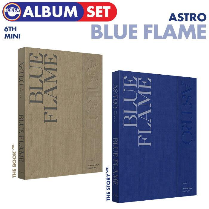 韓国(K-POP)・アジア, 韓国(K-POP)  2 () ASTRO 6 BLUE FLAME 1 MINI 6TH ALBUM CD