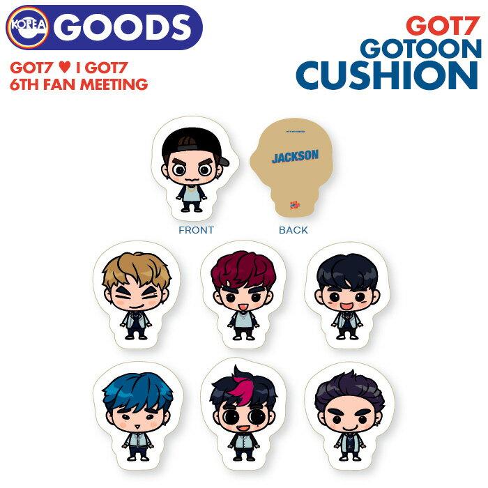 韓国(K-POP)・アジア, 韓国(K-POP)  CUSHION GOT7 6TH FAN MEETING ONCE UPON A TIME 1 IGOT7