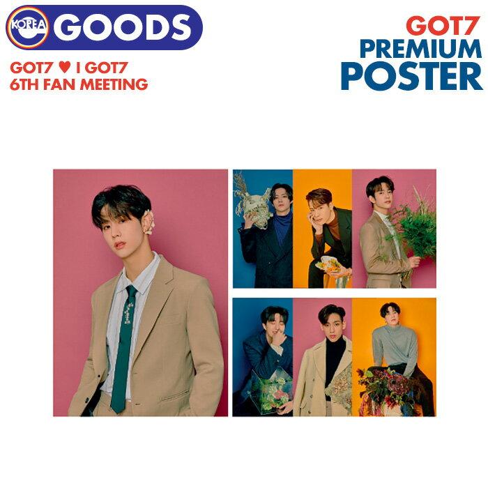韓国(K-POP)・アジア, 韓国(K-POP)  PREMIUM POSTER GOT7 6TH FAN MEETING ONCE UPON A TIME 1 IGOT7