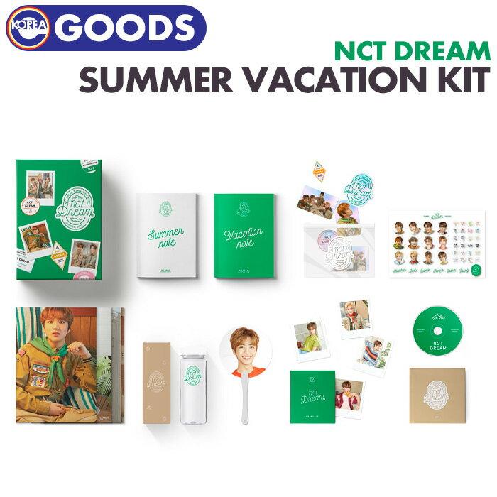 韓国(K-POP)・アジア, 韓国(K-POP)  NCT DREAM 2019 SUMMER VACATION KIT NCT127 SUM SMTOWN