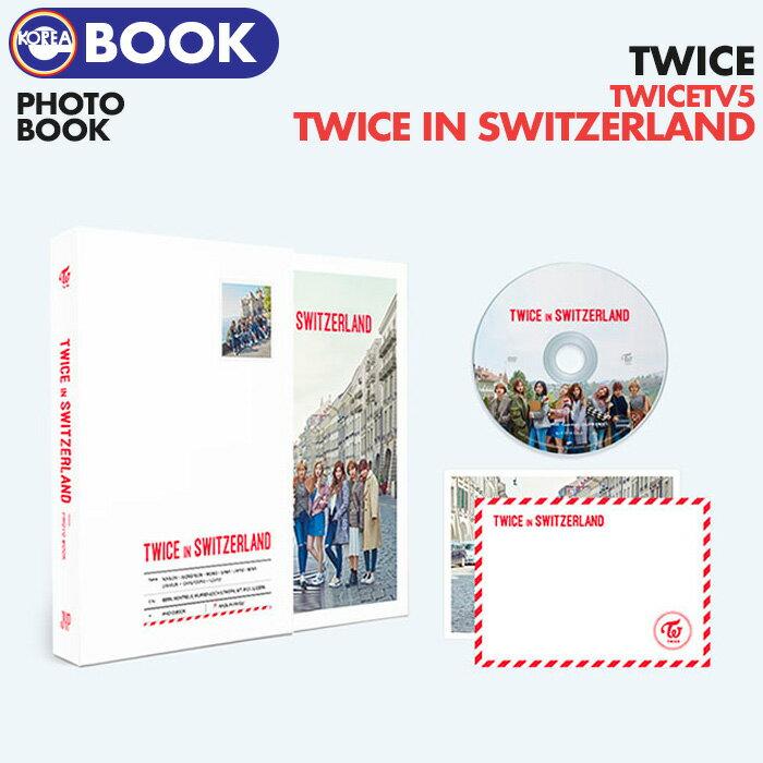 韓国(K-POP)・アジア, 韓国(K-POP)  PHOTOBOOK TWICE TV5 in SWITZERLAND