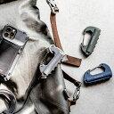 CARABINER BATTERY カラビナバッテリー シングル|アウトドア 防災用品 モバイルバッテリー 行楽 カラビナ型 スマホ タブレット