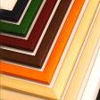 全9色【297×420mm:A3サイズ】木製額縁/ポスターフレーム☆9色17サイズの充実したコレクションに対応♪(受注お取り寄せ商品 *当店お取り寄せまでに約7〜10営業日)特注サイズのご対応も可☆