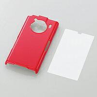 docomo REGZA Phone(レグザフォン) T-01Cにぴったりフィット!キズや汚れから守るシェルカバー[...