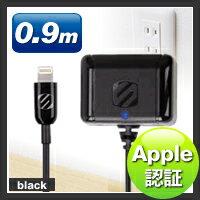 [アウトレット]AC充電器付きLightningコネクタ対応ケーブル:I2H05JPN【税込2160円以上で送料無料】