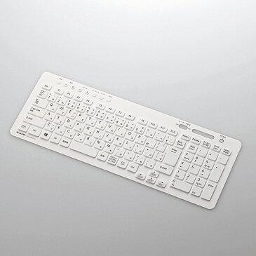 エレコム NEC VALUESTAR Nシリーズ、Sシリーズ対応シリコンキーボードカバー PKC-98NX14WH