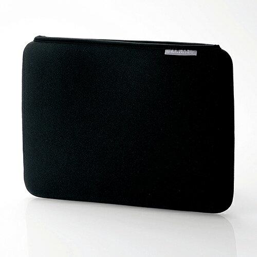 エレコム MacBook Air/Pro 13インチ用 スリップインタイプ インナーケース BM-IBNPM13BK画像