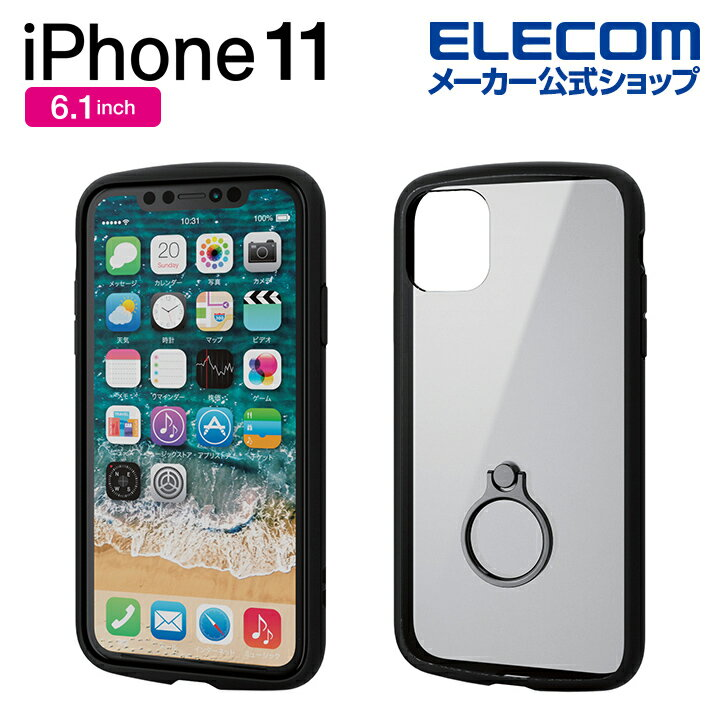 スマートフォン・携帯電話アクセサリー, ケース・カバー  iPhone 11 TOUGH SLIM LITE iphone6.1 iPhone11 11 iPhone2019 6.1 6.1 PM-A19CTSLFCRBK