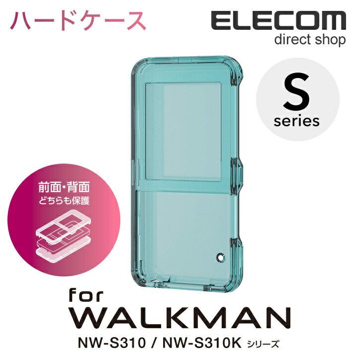 デジタルオーディオプレーヤー用アクセサリー, デジタルオーディオプレーヤーケース  WALKMAN S310 AVS-S17PCBU