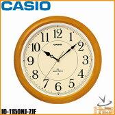 CASIO(カシオ) 掛時計 IQ-1150NJ-7JF 【TC】[HD]【送料無料】【●2】[34SS]