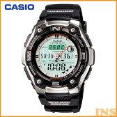 CASIO カシオ デジタル腕時計 SPORTS GEAR AQW-101J-1AJF スポーツウォッチ【D】【HD】【送料無料】【●2】