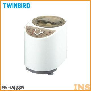 コンパクト精米器精米御膳1〜4合MR-D428Wホワイト〔ツインバード(TWINBIRD)〕[精米機精米器精米新米白米胚芽]【D】
