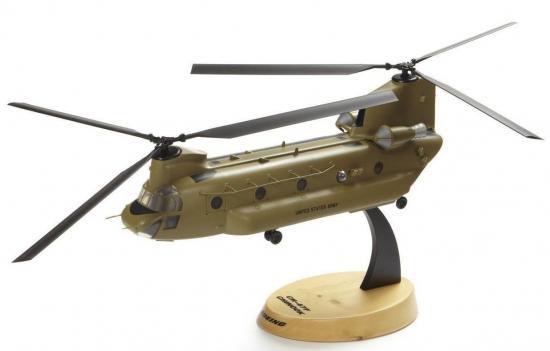 プラモデル・模型, 飛行機・ヘリコプター  CH-47F 140 Pacmin US Army Boeing CH-47F Chinook 140