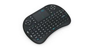 上百個品牌新應用迷你 i8 黑色無線鍵盤 / 滑鼠鍵盤藍牙無線鍵盤無線鍵盤無線滑鼠