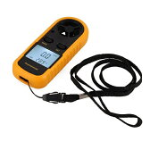 送料無料 新品●GM816 風速計 デジタル風速計 温度計搭載 風速計測●