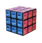 知育玩具 化学元素周期表キューブ 3×3 パズル立体キューブ IQ Cube おもちゃ 頭の運動 元素記号 勉強キューブ IQキューブ 新品 送料無料
