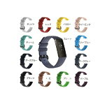 Fitbit Charge3 交換用バンド シリコン フィットビット チャージ Charge 3 Replacement Band Style-1 OEM製品 交換バンド 新品【送料無料】 百