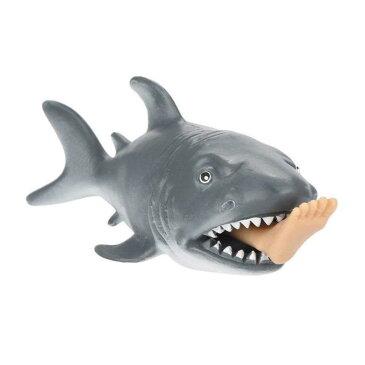 サメ 足つきサメ(押すと少し飛び出します) シャーク スクイーズ 低反発 ぬいぐるみ おもちゃ 動物 かわいい ストラップ 握る ストレス解消 もちもち 新品 【送料無料】