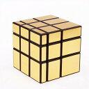 変則キューブ ゴールド ミラー IQキューブ 全面ゴールド Cube 知育玩具 おもちゃ 新品 送料無料
