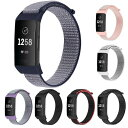 Fitbit Charge3 4 交換用バンド ループ式 ナイロン 布 フィットビット チャージ Charge 3 4 Replacement Band nylon Woven Fabric OEM製品 交換バンド 新品【送料無料】 百