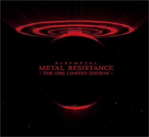 邦楽, アイドル  BABYMETAL METAL RESISTANCE THE ONE LIMITED EDITION CD CD