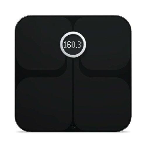 送料無料 新品 ●最新型体重計 フィットビット 多機能体重計 Fitbit Aria Wi-Fi 簡易パッケージ...