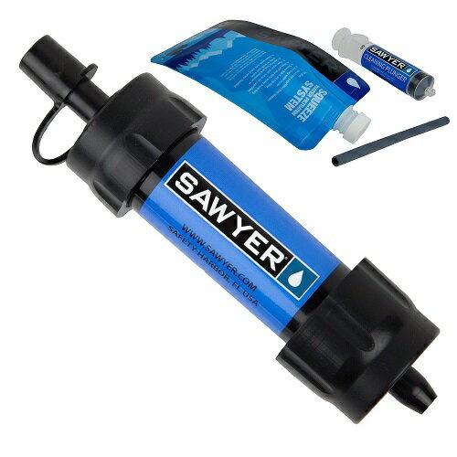 ソーヤー ミニ 携帯用浄水器