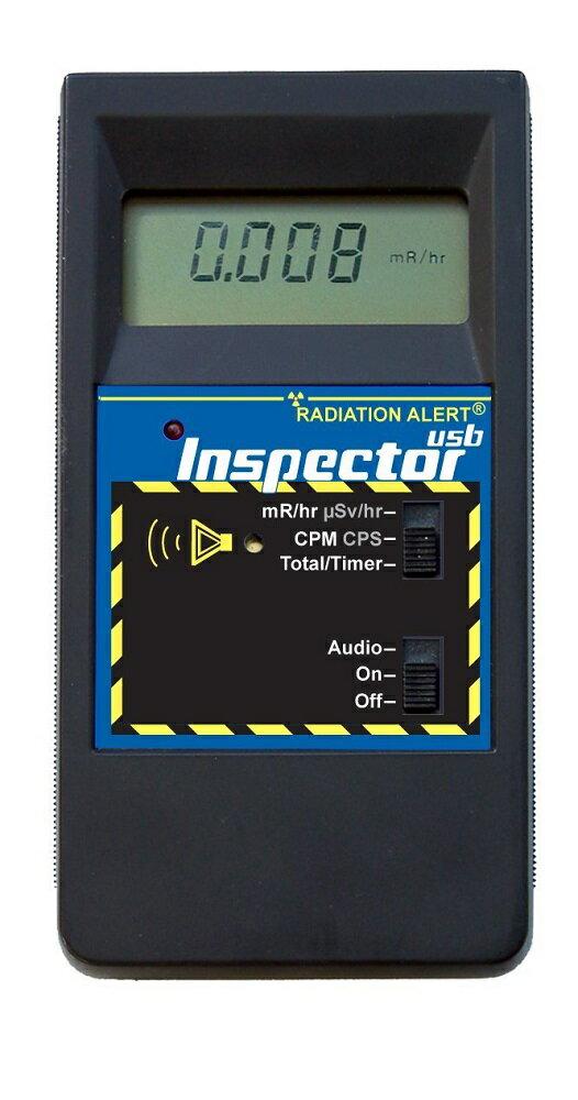 【予約販売 約2週間待ち】送料無料 新品●S.E.I インスペクターUSB ガイガーカウンター Inspector USB Geiger counter カラーはブルーです● 百:Lエル