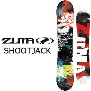 現品のみ 送料無料 ZUMA ツマ スノーボード 板 SHOOTJACK シュートジャック フラットロッカー メンズ  ボード スノボ 150 Swallow Ski 紳士