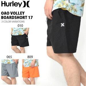 a9440414859 サーフパンツ HURLEY ハーレー メンズ 水陸両用 OAO VOLLEY BOARDSHORT 17 ハーフパンツ サーフパンツ サーフ ショーツ  パンツ ショートパンツ 海水パンツ アウトドア ...