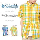 Ⱦµ����ĥ����ӥ�Columbia���LittleThornappleStreamShortSleeveShirt����å�����ĥ����ȥɥ������奢���л��ȥ�å��󥰥ϥ����󥰥ե���2016�ղƿ��������10��